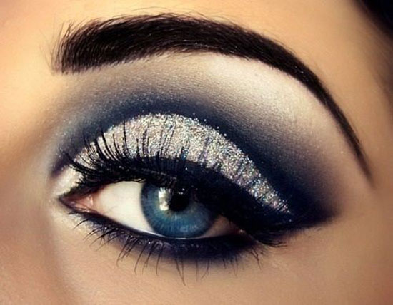 Smokey eye makeup pics