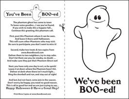Been Boo-ed