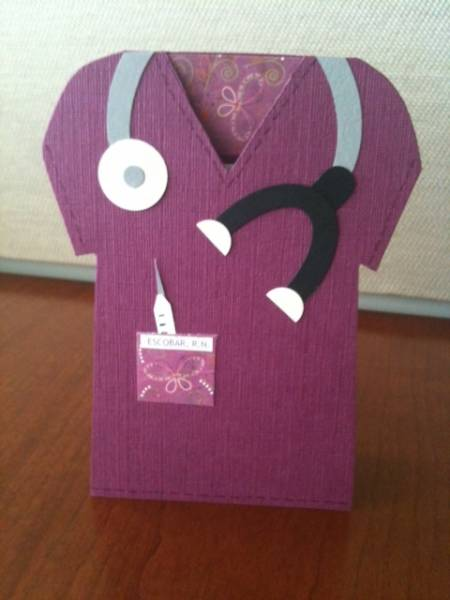 Nursing Graduation By Idraglamom Cards And Paper Crafts