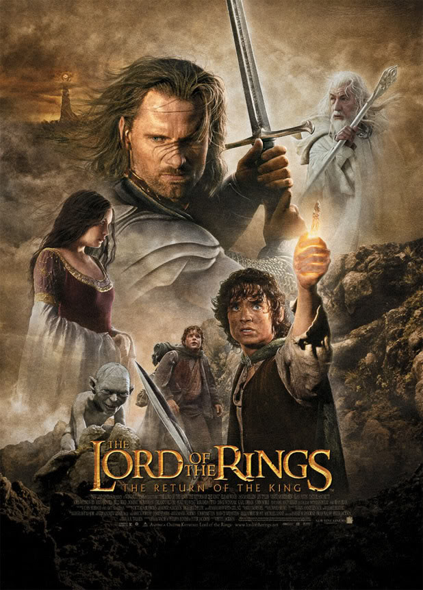 Lord of the Rings – the Return of The King