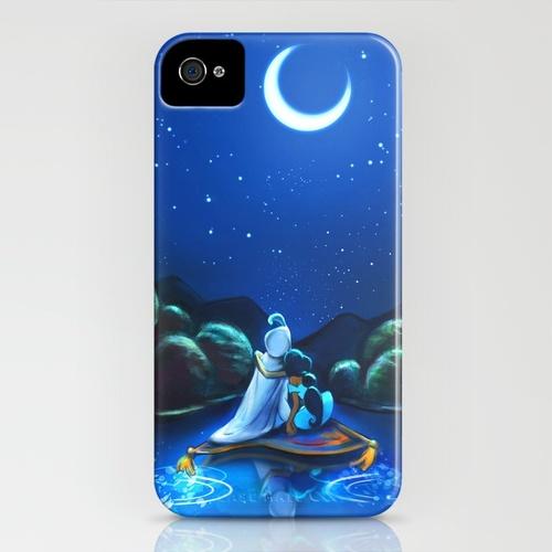 A Wondrous Place Aladdin Disney iPhone Case