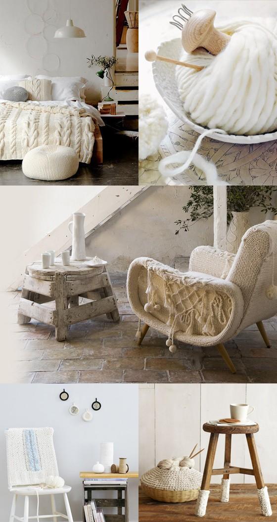 Дизайнеры вязание интерьер