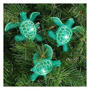 official photos 26719 513f1 Sea Turtle Party String Lights 8.5' L | We Know How To Do It