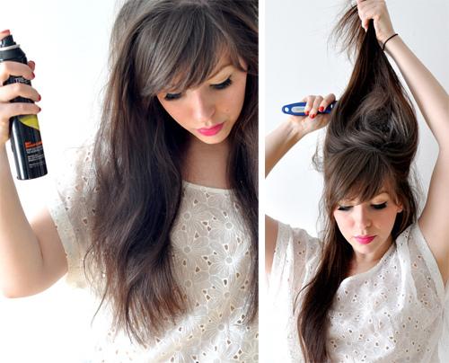 Стрижка на длинные волосы в домашних условиях своими руками