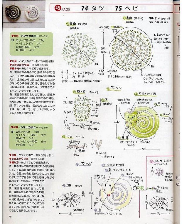 Crochet Zodiac Scheme 4