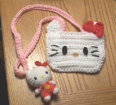 Free Crochet Pattern Hello Kitty Purse Dancox For