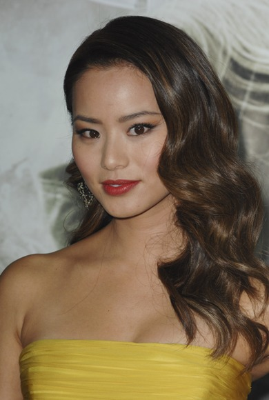 Jamie Chung wows with glamorous hairstyle