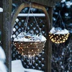 … Christmas Outdoor Decorating