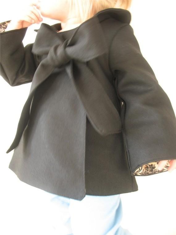 Как из старого пальто сшить пальто для девочки своими руками 69