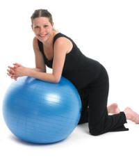 Pregnancy Exercise Ball workouts