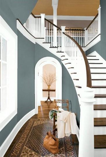 Benjamin moore dining room colors