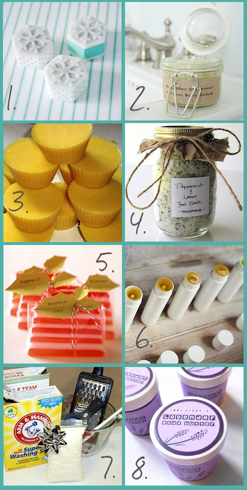 diy beauty products, gifts