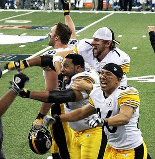 Awesome Steelers photo!