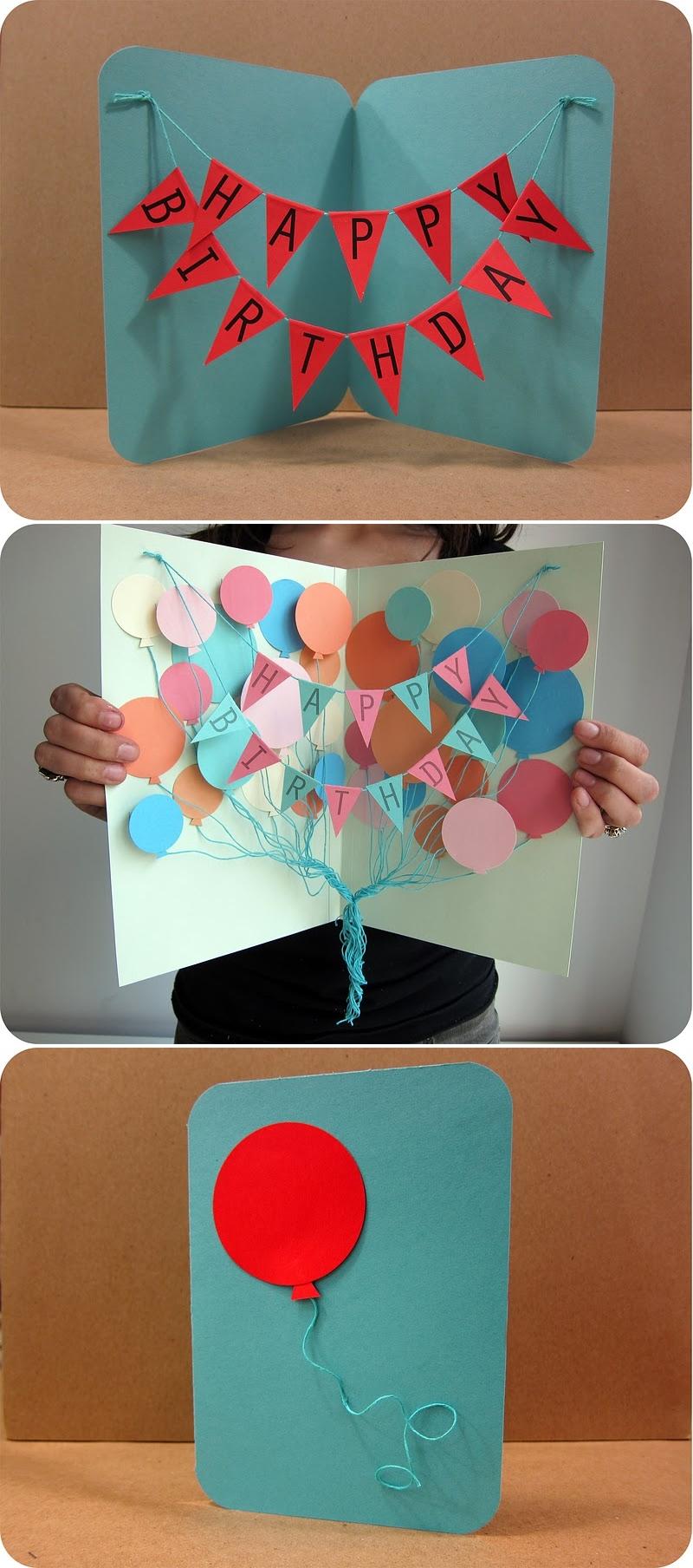 Как сделать открытку для дяди на день рождения своими руками