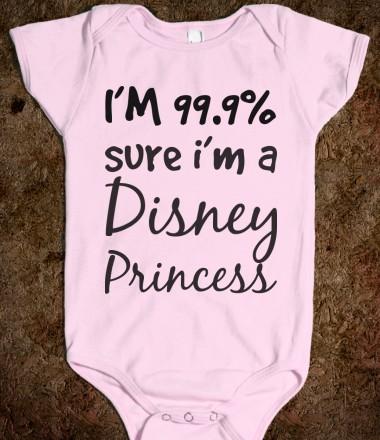love Disney princesses