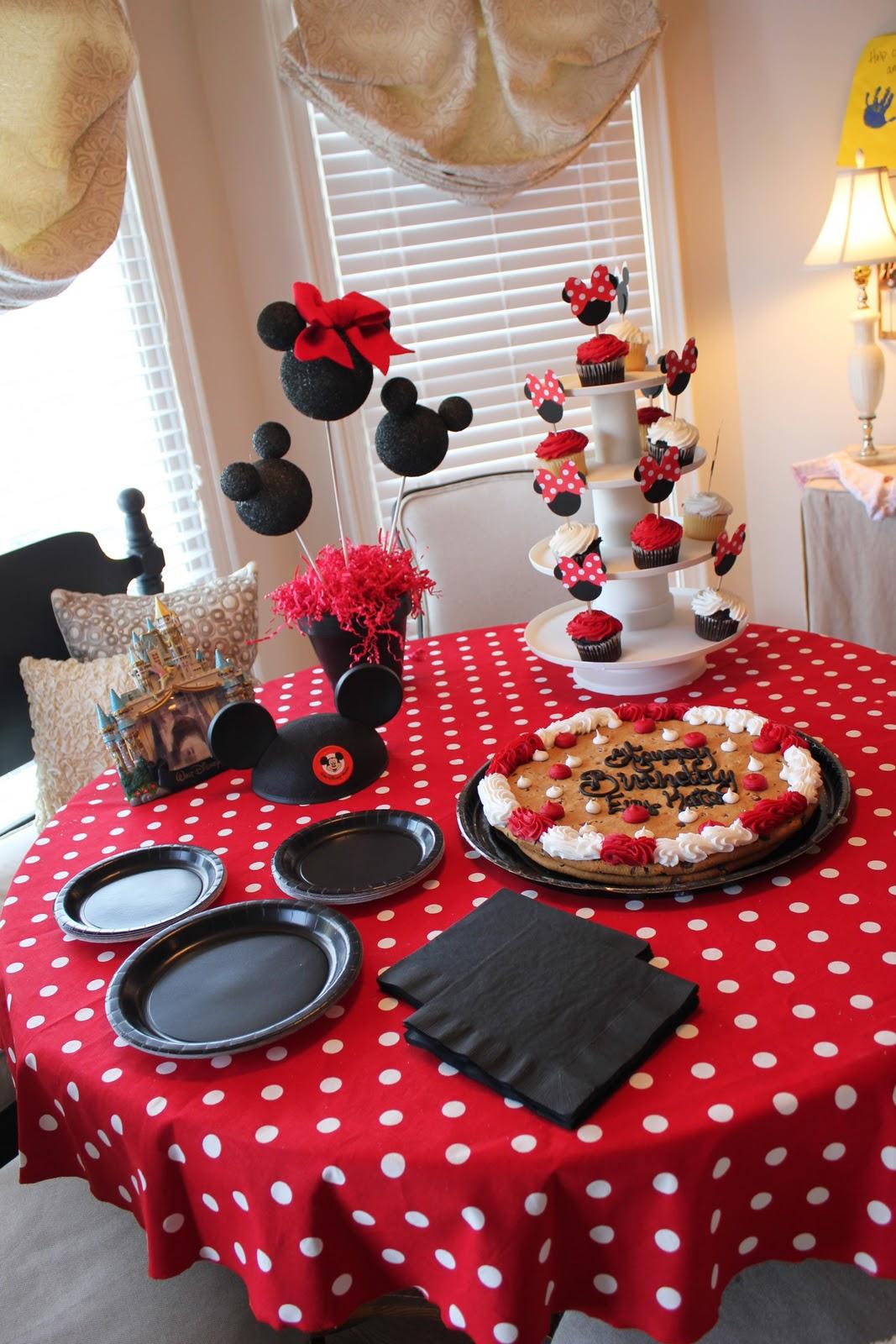 Minnie mouse kids bedroom