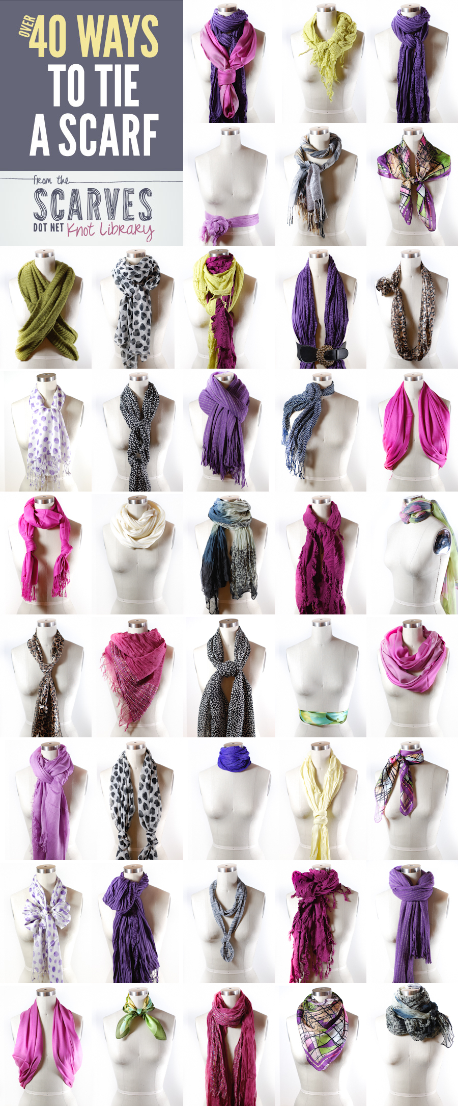 """My mother's wardrobe essential can be summed up with these many """"Ways t"""