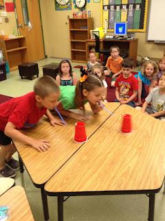 Indoor recess/minute to win it games
