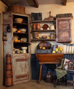 Primitive home decorating ideas we know how to do it for Primitive interior designs