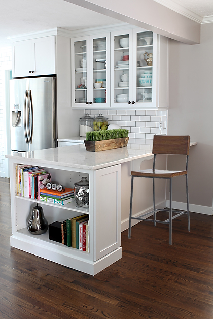 West Elm Counter Stool / 7th House on the Left