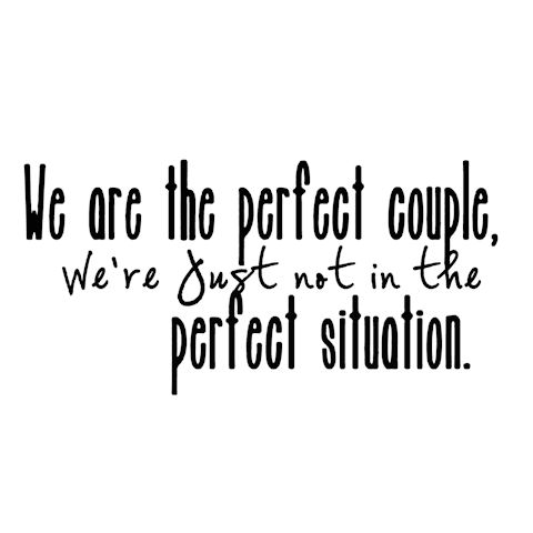 perfect relationship quotes couple we know how to do it