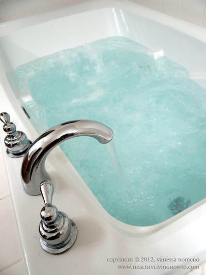 Detox bath add 2 cups epsom salt to a very hot bath as for Can i take a shower after getting a tattoo