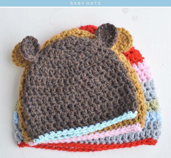Free Crochet Patterns For A Baby Blanket : Crochet Patterns Hats Free Picture