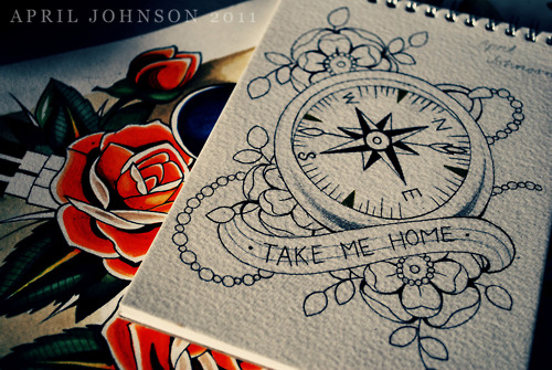 #tattooflash #compass #tattoo | We Know How To Do It