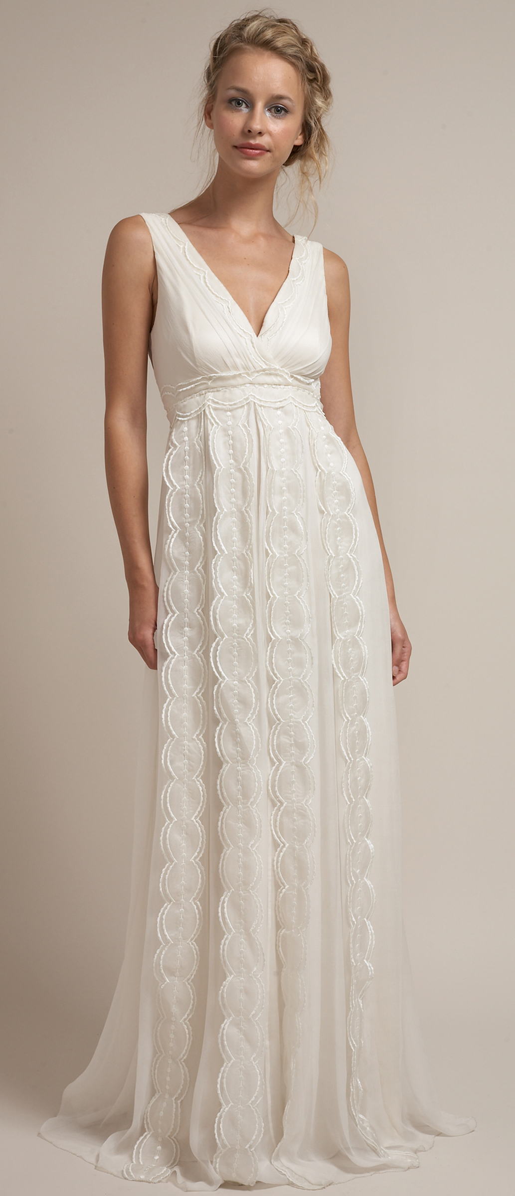 lace rustic chic wedding dress how do it