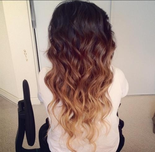 Dark Brown To Light Brown Ombre Hair We Know How To Do It