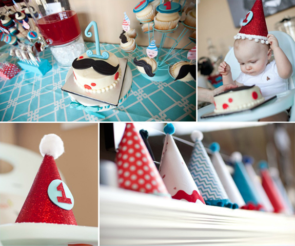party themes for a baby boy 1st birthday