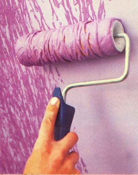 Ютуб покраска стен своими руками 77