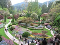 Bed and breakfast near Butchart Gardens