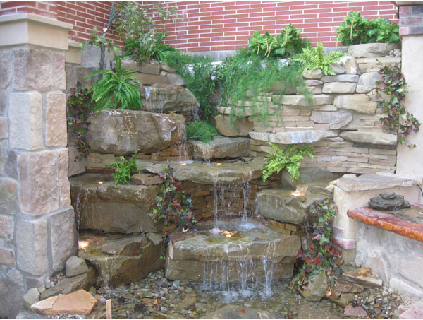 Pond Less Waterfall Design Ideas We Know How To Do It