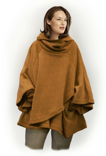Free Poncho Sewing Patterns | We Know How To Do It