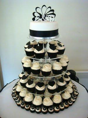 Cupcakes and Cardigans: Wedding Cupcakes – Cupcakes Wedding Cake Photos