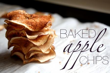 Apple Chips – Baked Apple Chips