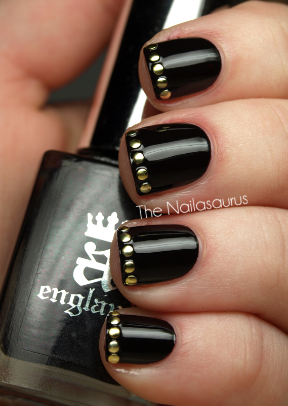 studded french
