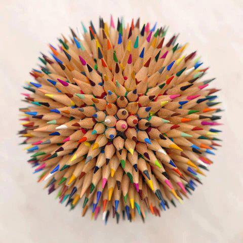 Colores, muchos colores!