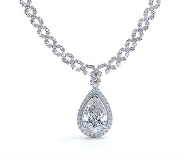 Diamond Necklaces, Pendants and Custom Wedding Jewelry, Ascot Diamonds