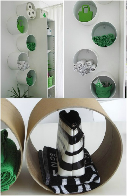 Shelves -   How use pvc pipe for home and garden