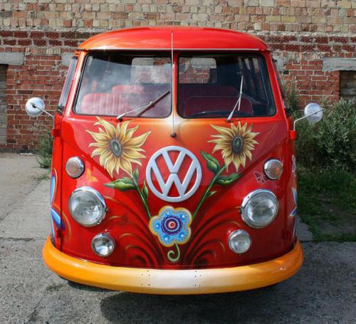 VW Sunflower