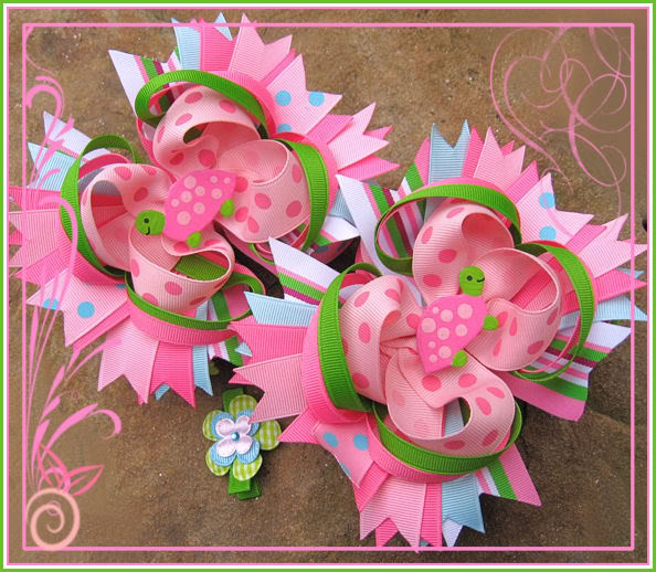 How to make every bow you will ever need! – Free Hair Bows Instructions