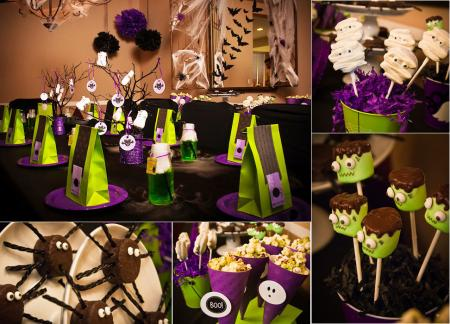 Halloween Party Ideas:  Plan your Spooky Party for Under $50