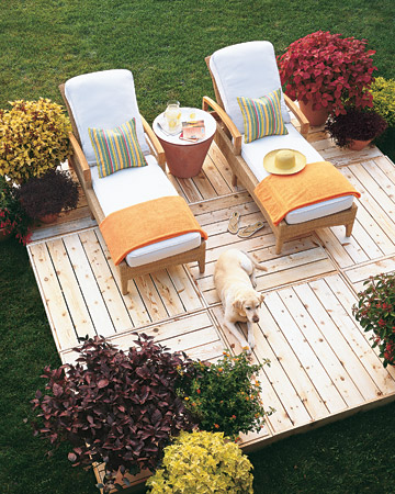I need to start collecting pallets….