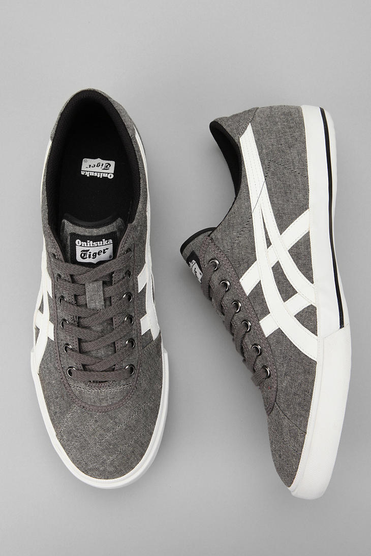 Asics Rotation 77 Chambray Sneaker   We Know How To Do It