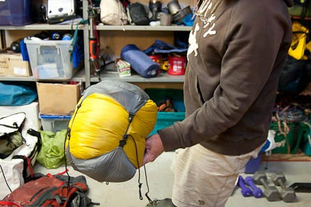 How to Fit a Week's Gear into a Weekend Pack