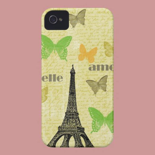 Belle Amour Iphone 4 Cases