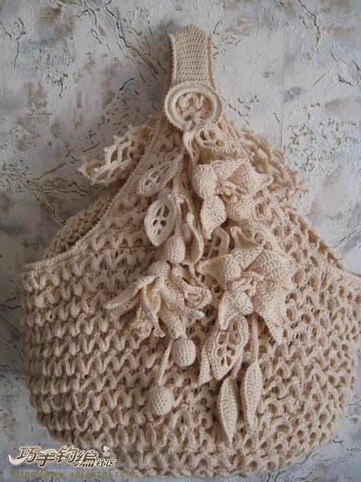 漂亮手袋 – 木棉花 – 雨茫&#