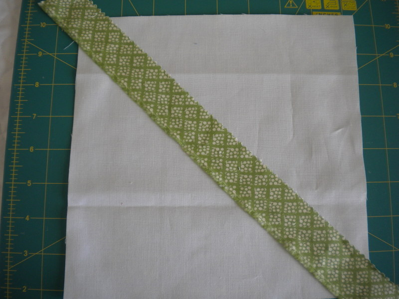 Placing Strip Diagonally